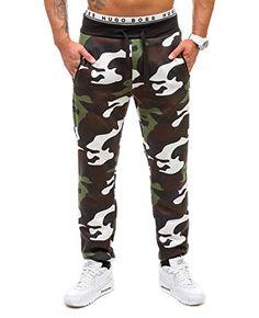 HOT RED 2539B Verde S [6F6] Hombre Muy Cómodo Bolsillos Gym Pantalones Diseño de Camuflaje Deportivos Pantalones Tiempo Libre BOLF https://www.amazon.es/dp/B01ANGF8P2/ref=cm_sw_r_pi_dp_qVcexbN8YT6VA