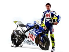 Valentino Rossi HD Wallpaper 2012