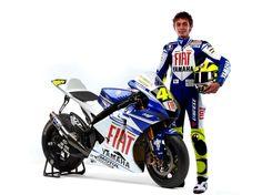Valentino Rossi HD Wallpaper 2012