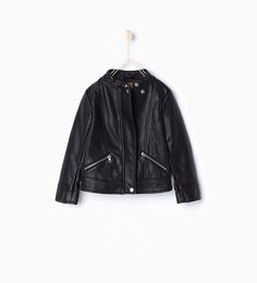 Image 2 of Biker jacket from Zara