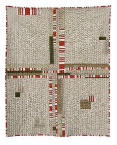 """Crossroads"" Car and Carriage Quilt 