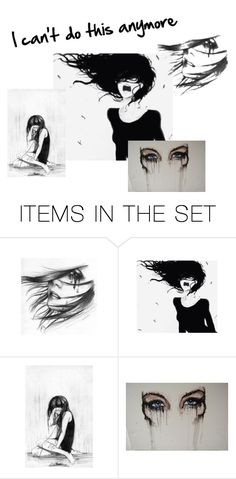 """..."" by thepersonyoudontknow ❤ liked on Polyvore featuring art"