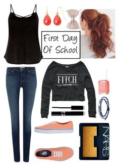 """First Day of School (Set #23)"" by comebackqueen101 ❤ liked on Polyvore"