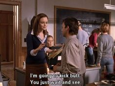 But no matter what, you always stay true to yourself.   19 Signs You're Just Like Rory Gilmore