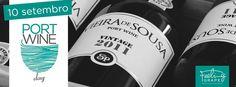 10 SET´15 | Feeling Grape & Vieira de Sousa convida-o a celebrar o Port Wine Day @ Feeling Grape - Oporto Wine & Food Atelier