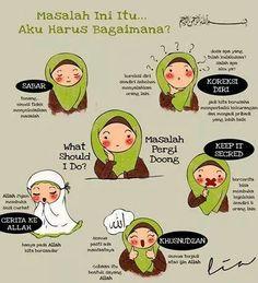 Aku harus bagaimana? Religion Quotes, Islam Religion, Islam Muslim, Allah Islam, Islam Quran, Doa Islam, Islamic Qoutes, Islamic Messages, Islamic Inspirational Quotes