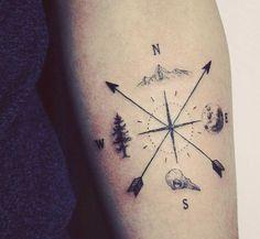 Mountain Tattoo - Adriftis Surf Co.-Mountain Tattoo – Adriftis Surf Co. … Mountain Tattoo – Adriftis Surf Co. Nature Tattoos, Body Art Tattoos, New Tattoos, Tattoos For Guys, Tattoos For Women, Tatoos, Ocean Tattoos, Arrow Tattoos, Word Tattoos