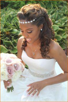African American Wedding Hairstyles With Veil Nuevos Peinados De Boda Para Las Negras 2018