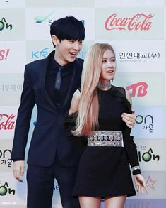 PCY couple / Chanrose - Exo Chanyeol - Blackpink Rose