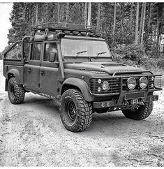 Image result for vintage range rover off road defender