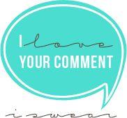 Nuovi stickers per i vostri blog!  Fate sapere che amate i commenti delle vostre follower :)