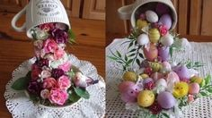 Alice's Easter cup tea party Top 27 Cute and Money Saving DIY Crafts to W… Diy Osterschmuck, Diy Crafts, Simple Christmas, Christmas Diy, Cup And Saucer Crafts, Floating Tea Cup, Teacup Crafts, Diy Ostern, Diy Easter Decorations