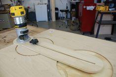 Build a Better Circle Cutting Jig - Redneck DIY