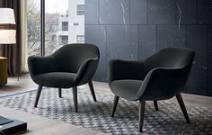 POLTRONE - POLIFORM | Chair ideas | contemporary design armchairs for your dining room decor | for more ideas www.bocadolobo.com #bocadolobo #luxuryfurniture #exclusivedesign #interiodesign #designideas #modernchairs #diningchairs