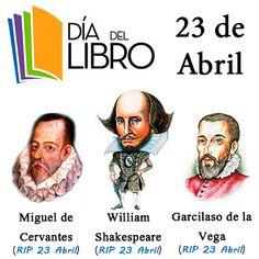 discapacidademotora.com: 23 de abril. PREPARÁNDONOS PARA O DÍA DO LIBRO.