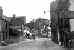 Shambles Street in bygone times, photo courtesy of John Irwin. Time Photo, Sheffield, Old Photos, Countryside, Beautiful Places, Places To Visit, England, History, Street