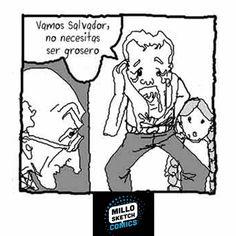 Abuelos http://millosketch.blogspot.mx/p/blog-page_17.html https://www.facebook.com/millosketchcomics/