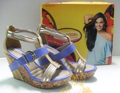 preview beauty fair + produtos recebidos  Sandália Mississipi