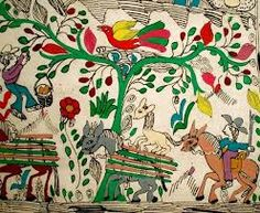 Image result for how to  Mexican  Folk Art