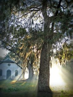 Strawberry Chapel -, SC haunting