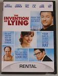 The Invention of Lying DVD Ricky Gervais Tina Fey Louis CK Comedy DVDs & Movies:DVDs & Blu-ray Discs www.internetauctionservicesllc.com $5.99