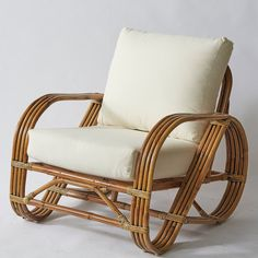 Brown Wash Copacabana Armchair - Palm Springs Chic - T&W Blended Events 2015