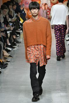 Katie Eary Fall 2017 Menswear Collection - Fashion Unfiltered