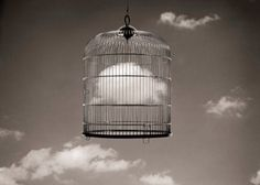 Capturing a Cloud. Clever Conceptual ideas. Chema Madoz