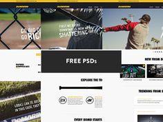 3 Demarini Sports Free PSD http://dlpsd.com/3-demarini-sports-free-psd/