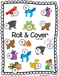 This page contains affiliate links. Read Full Disclosure I hope you enjoy these FREE resources! These activities are geared for children years old. Please scroll through this page to find stan… Cardinality Kindergarten, Kindergarten Curriculum Map, Kindergarten Centers, Kindergarten Counting, Kindergarten Addition, Preschool Math, Math Stations, Math Centers, Interactive Math Journals