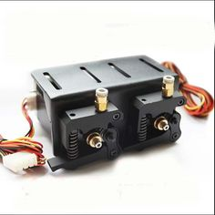 158.86$  Buy now - http://ali4ru.worldwells.pw/go.php?t=32244396079 - 3D printer accessory compact extruder 3D printer double print head extruder MK8 kossel rostock delta ultimaker MK9 158.86$