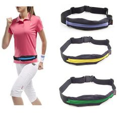 Sport Run Fanny Pack Belly Waist Bum Bag Fitness Running Jogging Pouch Belt cpw   eBay