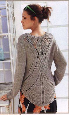 Lana Grossa pattern of liuxiaoben blog