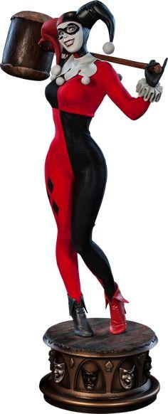 Harley Quinn Premium Format™ Figure