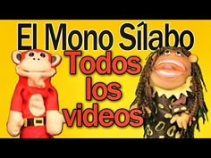 Aprender a leer con El Mono Silabo - Todos Los Capítulos - Videos Para Niños - YouTube