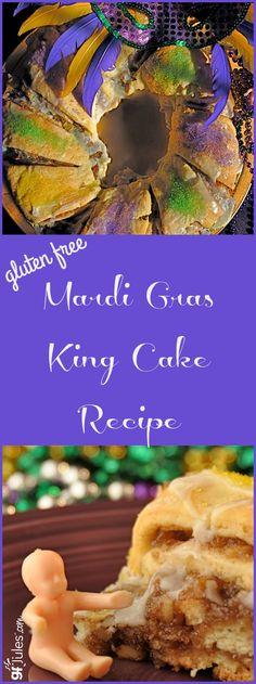 Gluten Free Mardi Gras Recipes