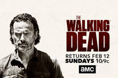 Television's #1 show, AMC's THE WALKING DEAD, returns SUNDAY, February 12th at 9/8c and FM 949 is the only station in San Diego that is giving you a chance to win a trip to Los Angeles, CA where you and a guest will be part of the studio audience on AMC's Talking Dead!