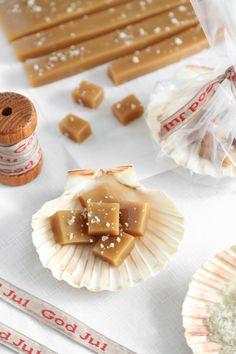 Sprinkle Bakes: Microwave Grey Sea Salt Caramels