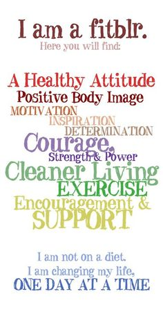Great Healthy Lifestyle Quote -   THIS IS NOT A DIET