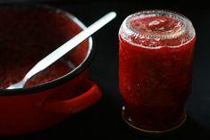 Jahodová marmeláda bez pektinu   Cuketka