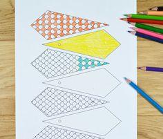 Pour le nouvel an chinois, créez un éventail en papier personnalisé par vos artistes en herbe !
