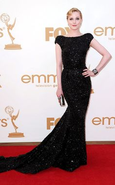 Evan Rachel Wood from Best Dressed Stars Ever at the Emmys | E! Online