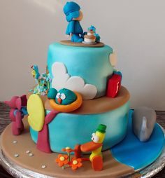 http://ellaboratoriodelastartas.blogspot.com.es/2012/11/tarta-pocoyo-pocoyo-cake.html