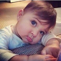 when bae is talking to u and u realize how cute they are