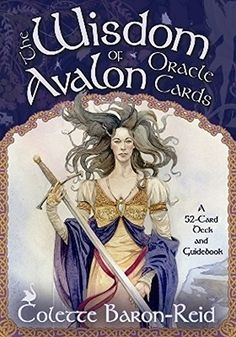 The Wisdom of Avalon Oracle Cards: A 52-Card Deck and Gui…