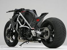 Ouch Ducati Monster, Monster Motorcycle, Monster Bike, Ninja Motorcycle, Harley Davidson Sportster, Super Bikes, E90 Bmw, Side Car, Suzuki Hayabusa