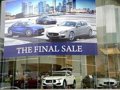 Maserati: a Singapore sconti pazzi per le sue vetture - ClubAlfa.it