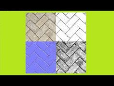 Generating Normal map,occlusion map and a Hight map without awesome bump or crazy bump easily - YouTube