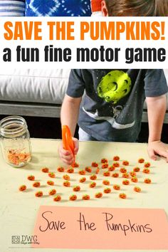 Fall Party Games, Toddler Party Games, Fall Games, Halloween Party Games, Theme Halloween, Halloween Ideas, Toddler Halloween Games, Halloween For Kids, Halloween Crafts