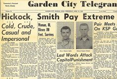 Perry Edward Smith | Photos | Murderpedia, the encyclopedia of murderers